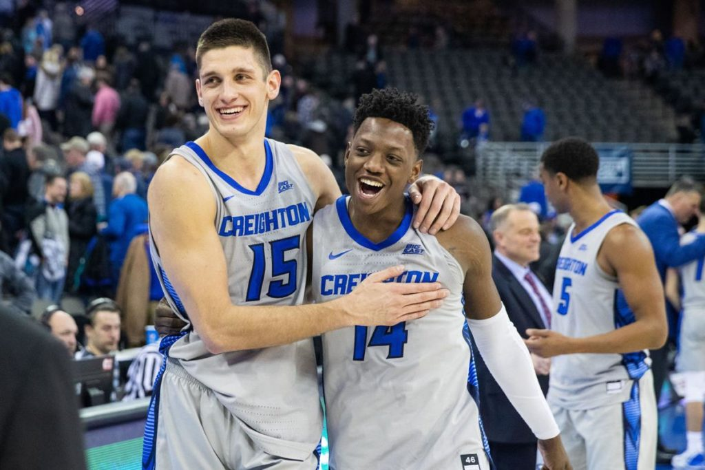 Creighton Takes Down Providence 76-70 in OT