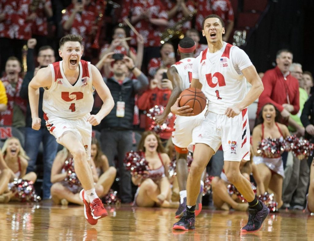 That was crazy': Down four starters, Husker men turn 16-point deficit into OT win over Iowa