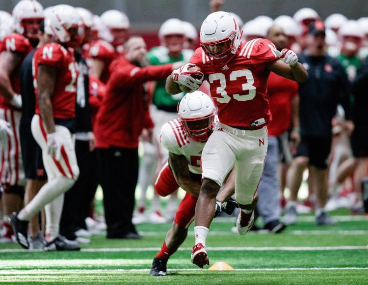 Husker notes: Jaylin Bradley makes most of opportunity; Mike Williams vies for starting spot