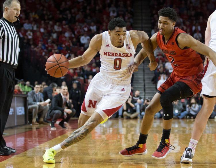 Nebraska basketball's James Palmer selected to All-Big Ten third team