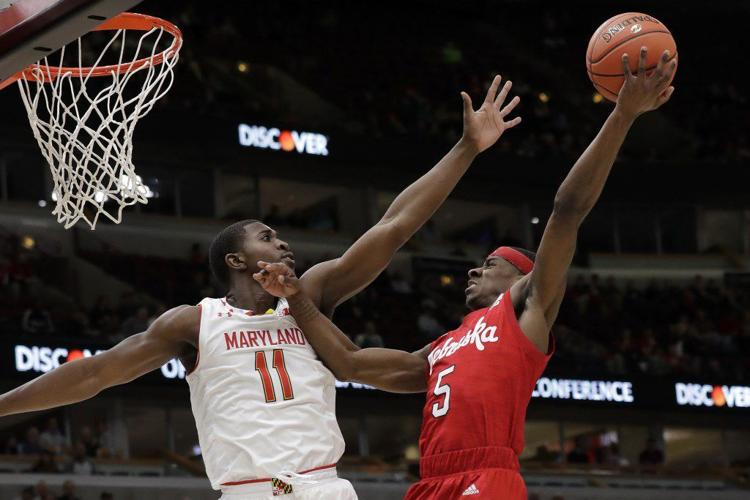 Nebraska beats Maryland to keep Big Ten tournament run alive