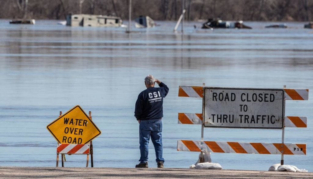 Flood updates: Red Cross closes last of Nebraska, Iowa flood shelters