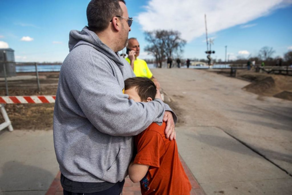 Flooding continues to ravage parts of Nebraska, Iowa; communities brace as water heads downstream