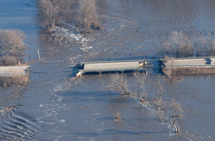 How to get to Omaha while steering clear of the floodwaters