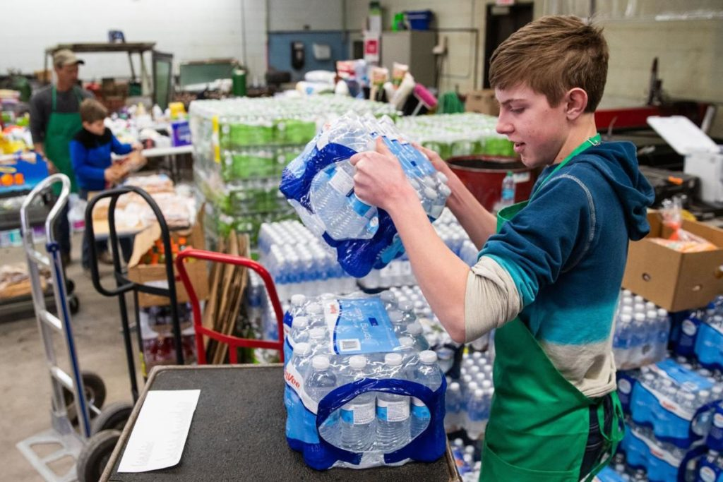 Water challenges remain, but Peru State College will reopen Wednesday