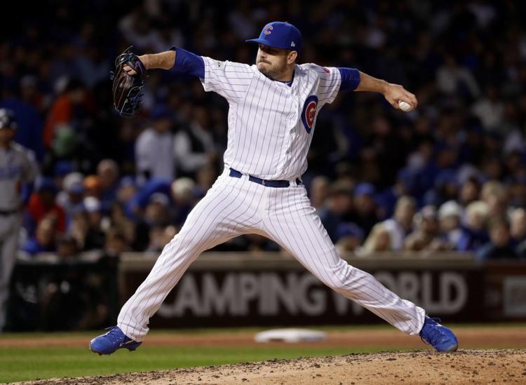 Chicago Cubs designated former Husker, Millard South grad Brian Duensing for assignment