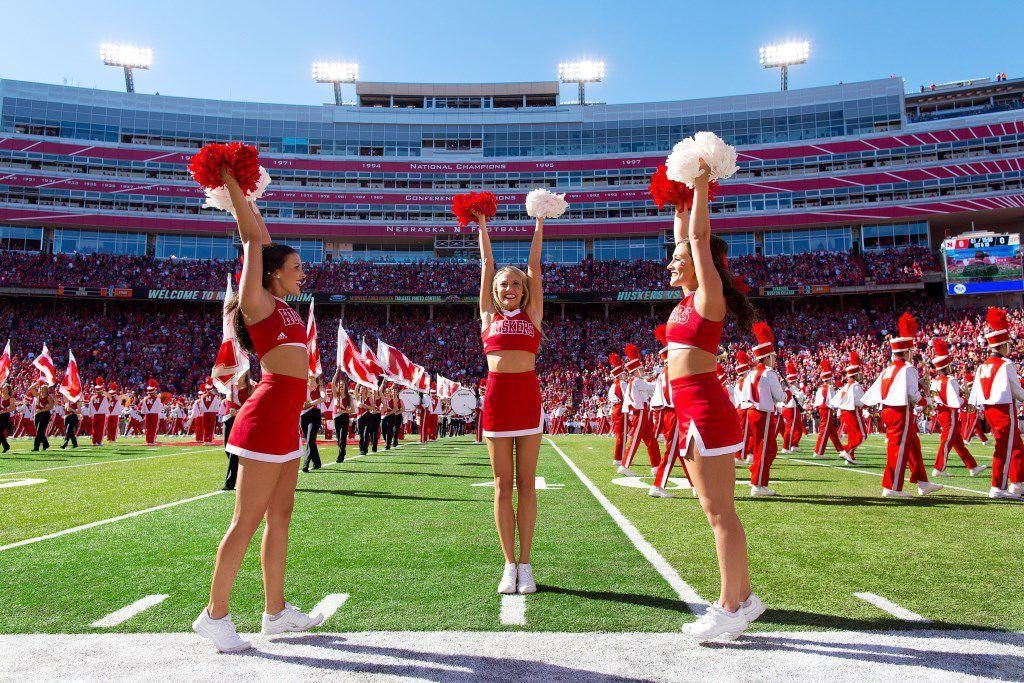 Husker Spirit Squad reinstates stunting, tumbling 17 years after restrictions were put in place