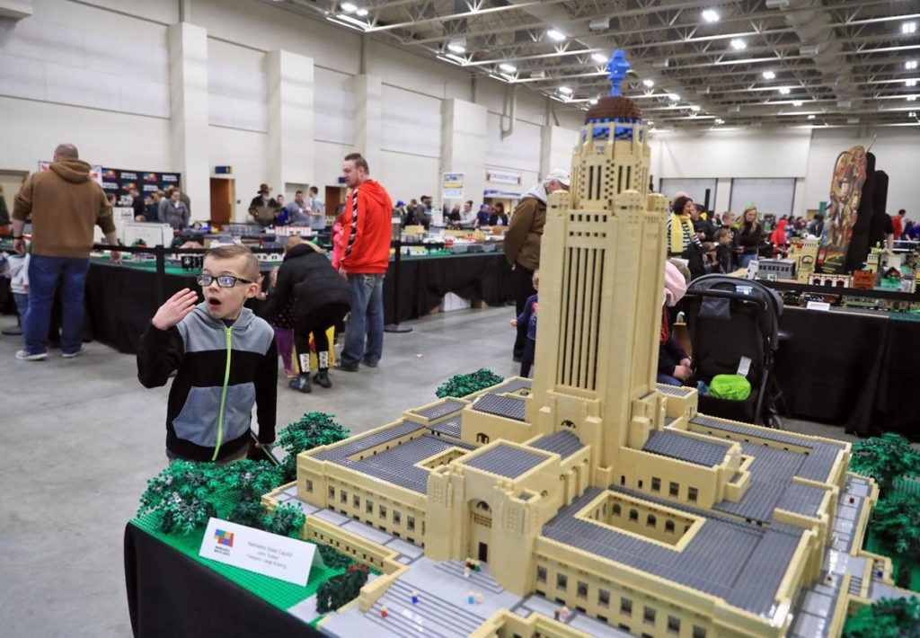 Council Bluffs Lego expo is chance to see 'the world, yet in smaller versions'