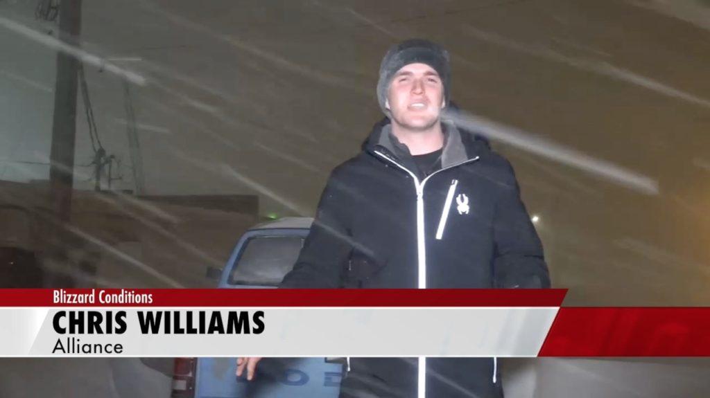 Blizzard conditions paralyze Alliance