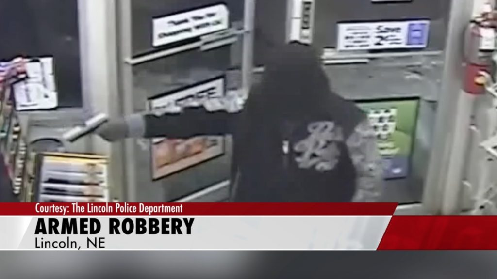 Video released of convenience store robbery – Lincoln police need leads