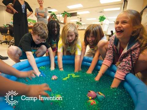 Camp Invention STEM Program Coming to Fremont, Wahoo