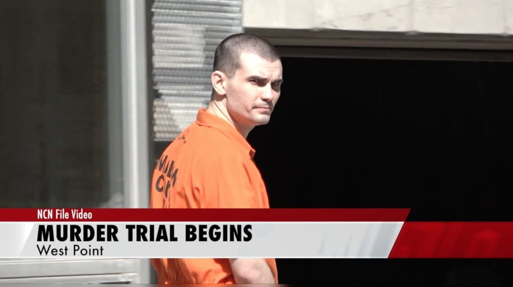 Cuming County murder trial begins