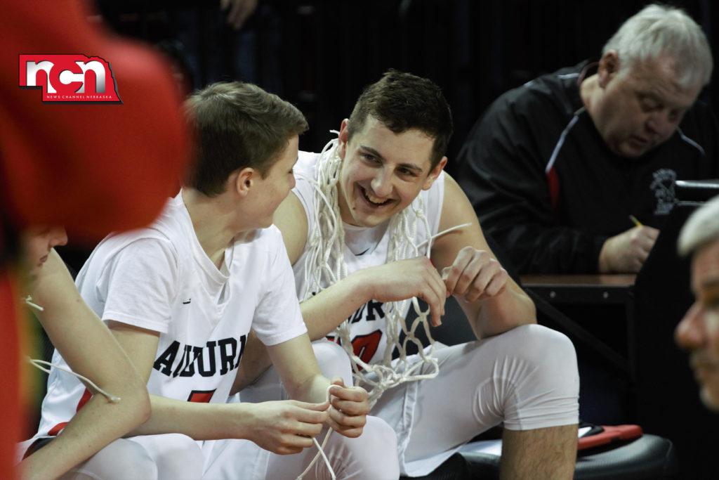 Auburn, Johnson-Brock among six champions from Nebraska boys state basketball tournament