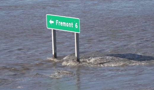 Community Flood Informational Meetings Tonight at Fremont High School