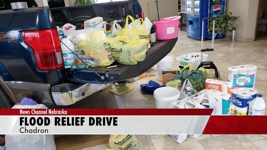 NW Nebraska Ford dealer helping with flood recovery in Fremont