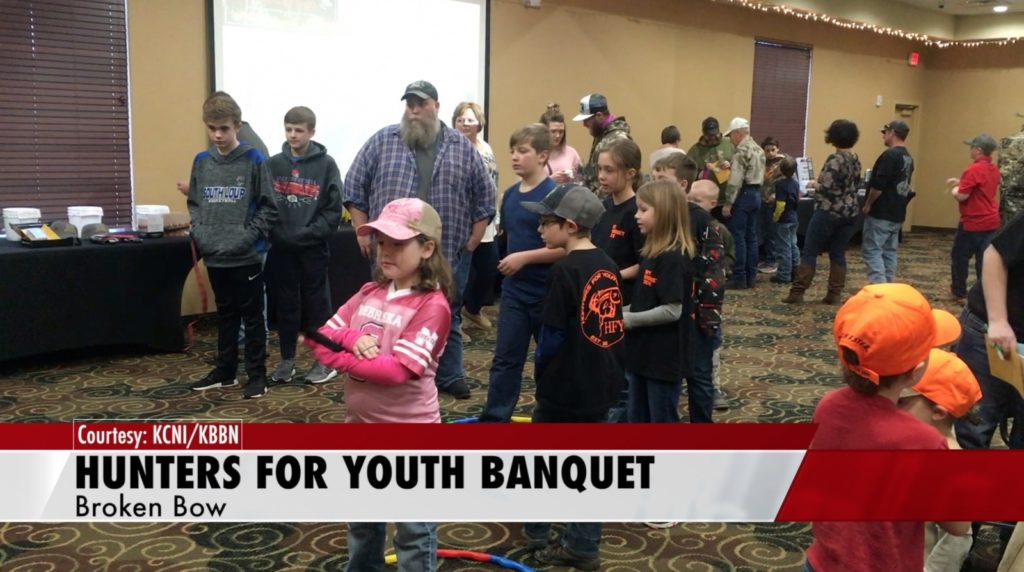 Hunters for Youth Banquet Promotes the Great Outdoors in Central Nebraska
