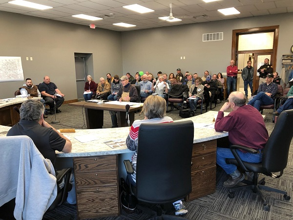 Custer County Holds Emergency Meeting Concerning Repairs From Flooding