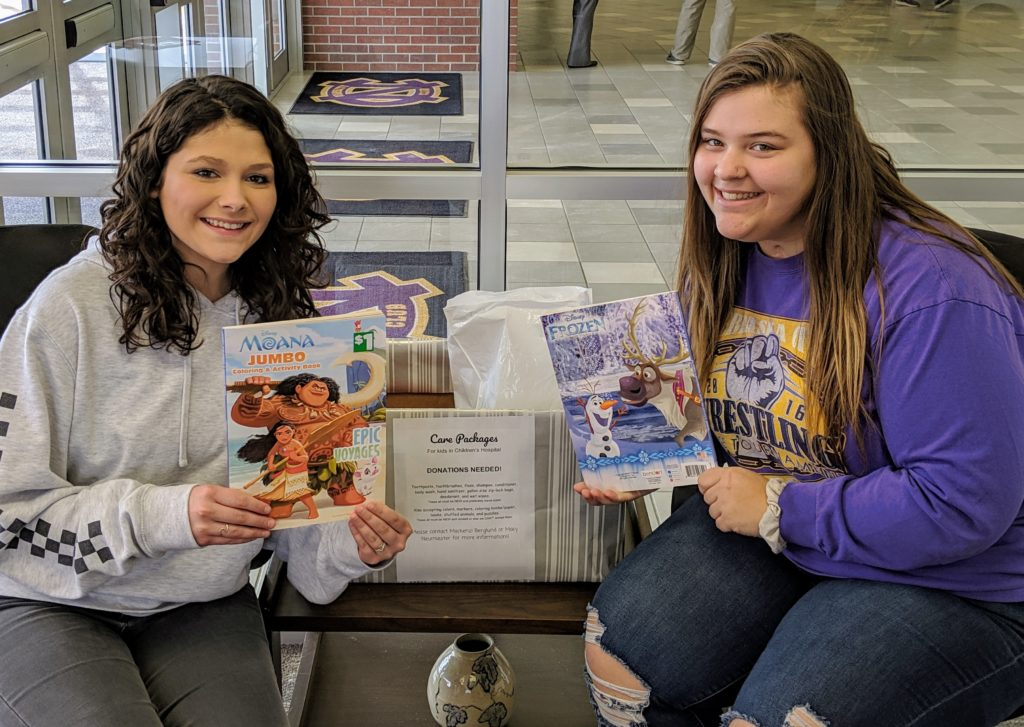Nebraska City Students are Reaching for the S.T.A.R.s