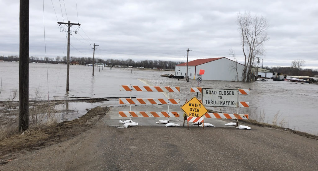 Missouri River to surge higher with stepped-up releases from upstream dam