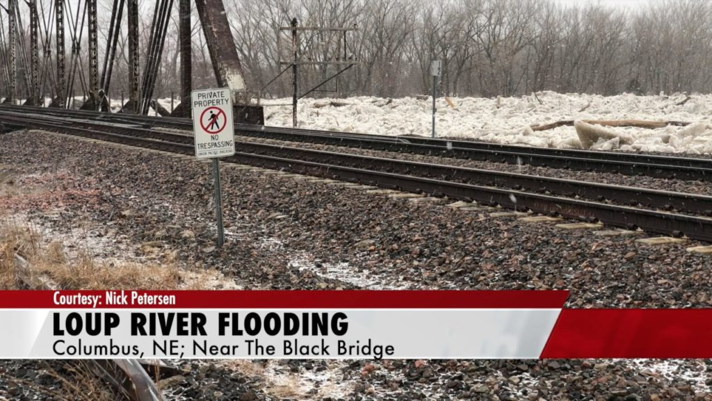 Loup River continues to cause flooding issues
