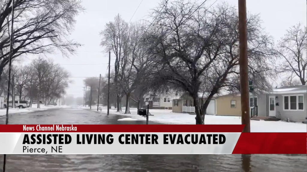 Pierce Manor evacuated