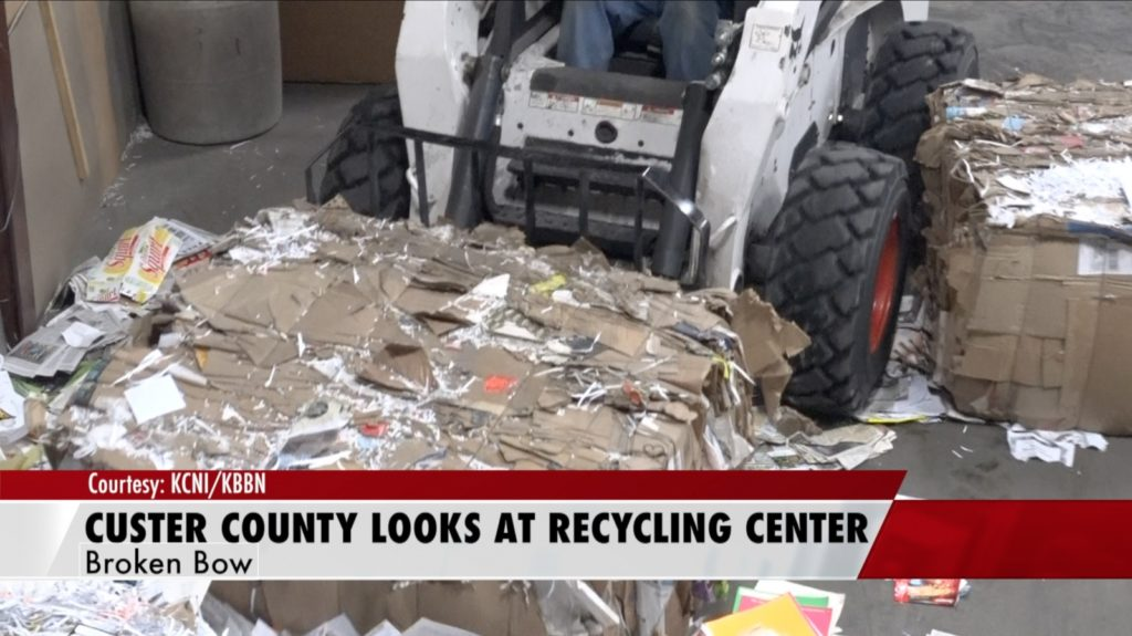Custer County Takes a Look at Recycling Center–Public Hearing March 12