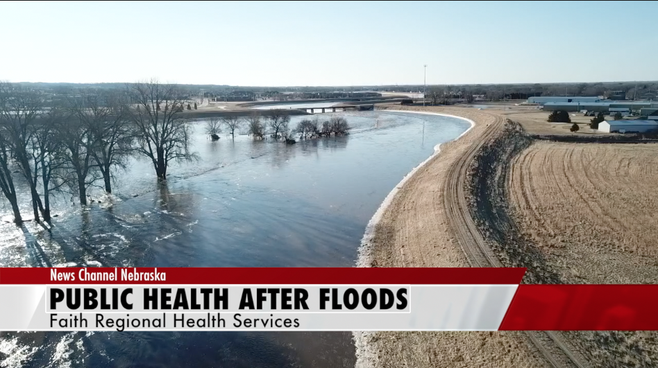 FRHS Offers Public Health Tips After Flooding