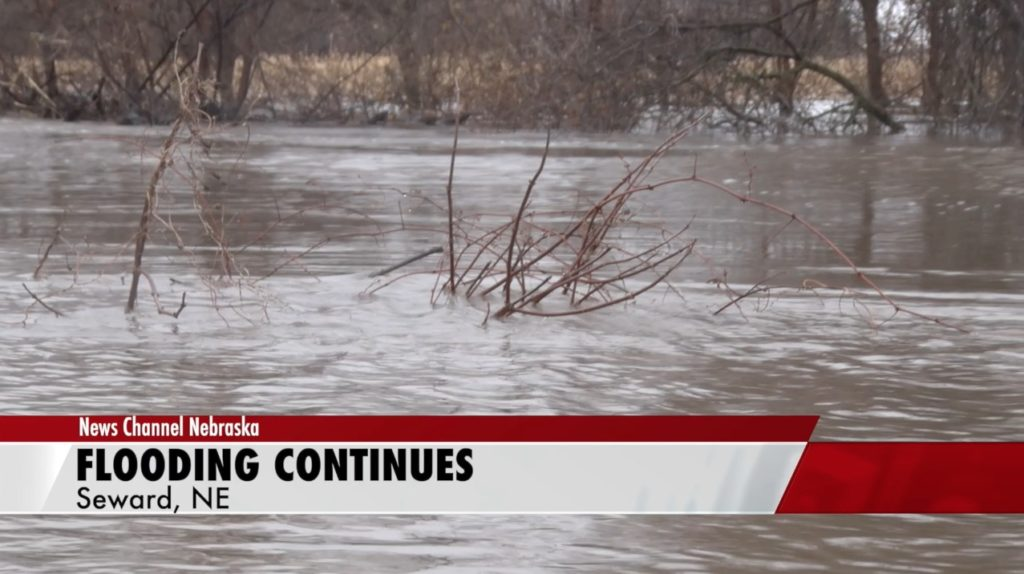 Seward flooding continues