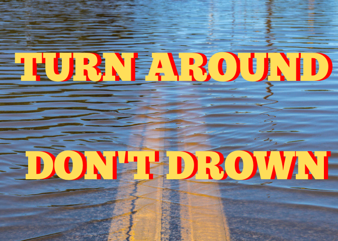 Dodge County Sheriff: Not all water covered roads will be blocked off