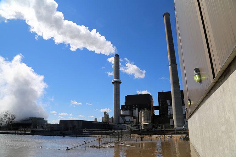 Officials keeping an eye on OPPD plant in Nebraska City