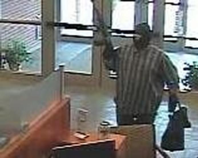 AK-47 Bandit Pleas Guilty To Nebraska City Bank Robbery