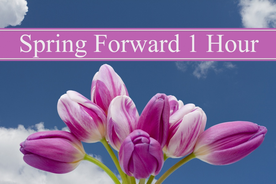 """""""Time"""" to Leap Forward: Daylight Savings Begins March 10"""