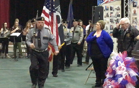 Falls City Welcomes National Remembering Our Fallen Memorial