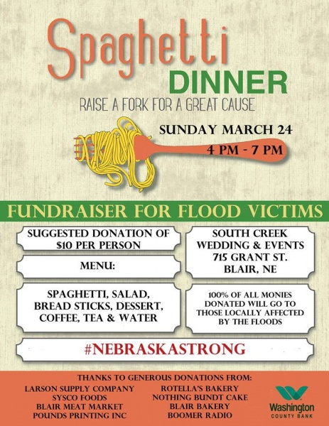Good food for a Good Cause!