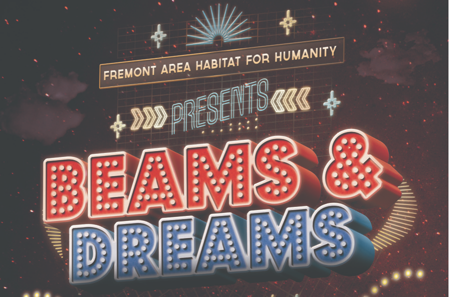 Fremont Area Habitat for Humanity Host Annual Beams & Dreams Fundraiser