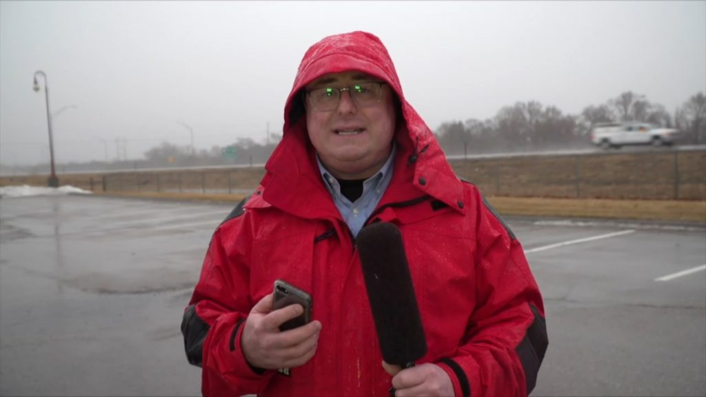 Kearney storm brings heavy rain and threat of major flooding