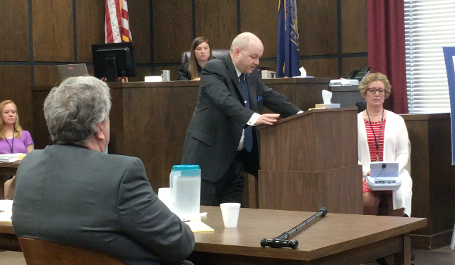 Mullins Testimony Contradicts Alleged Victim's Account
