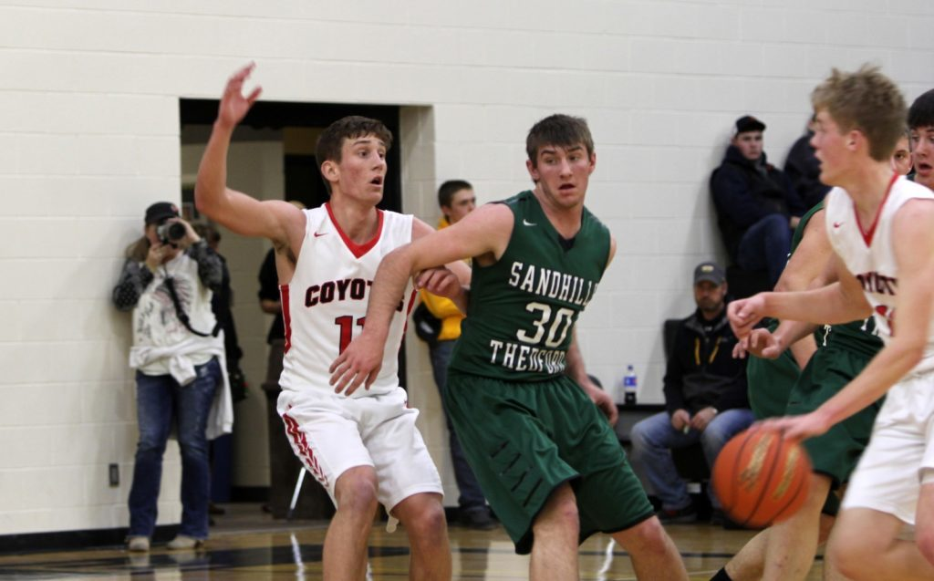 Anselmo-Merna's Seth Miller Selected to Bobby Mills Class D1 All State 2nd Team