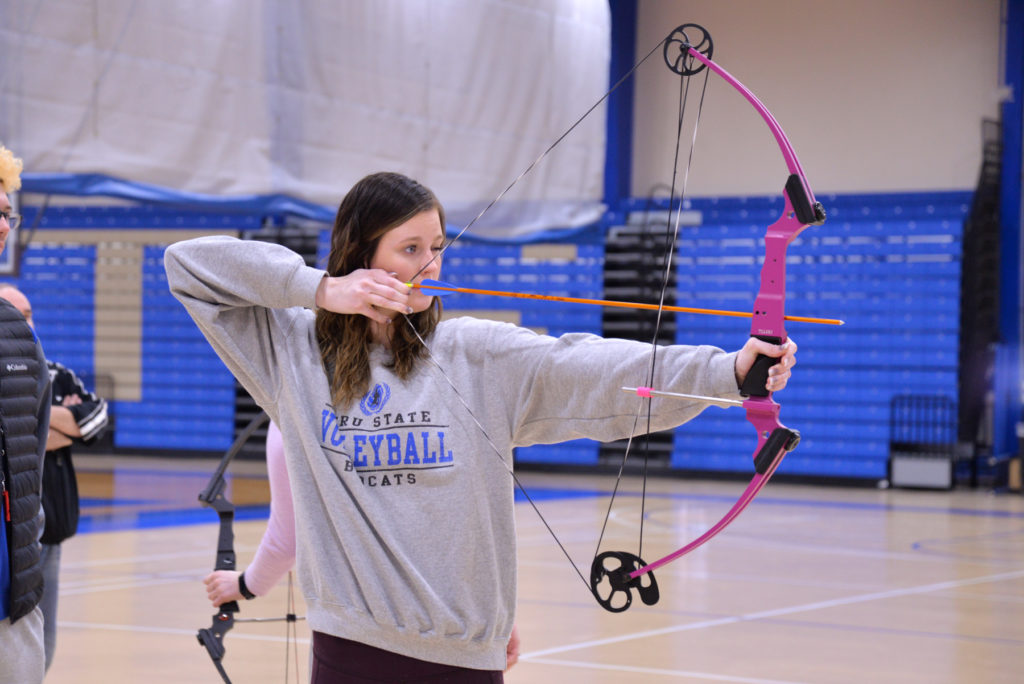 Outdoor notes: Peru State teacher-candidates certified in archery instruction