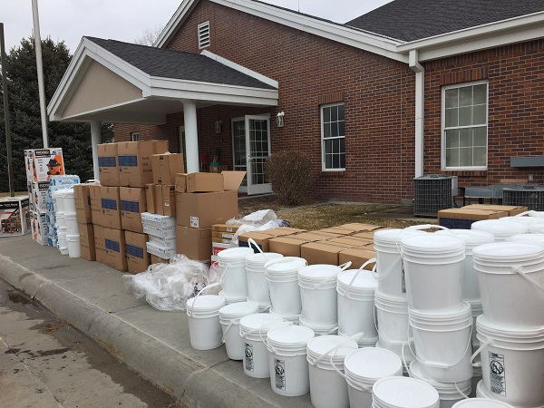 Flood Clean-up Supplies And Equipment Still Available