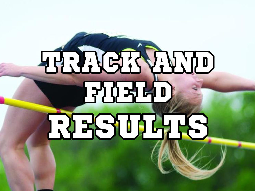 C6 and B6 District Track Results