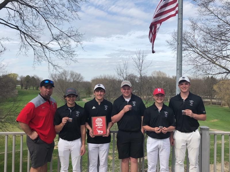 Broken Bow Boys Golf Team Claims Title at Ord Invite and JV Squad Places 6th at Lex