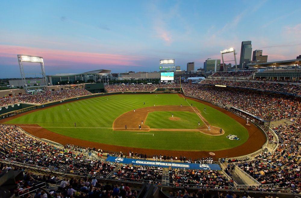 Single-game, reserved-seat College World Series tickets go on sale Saturday