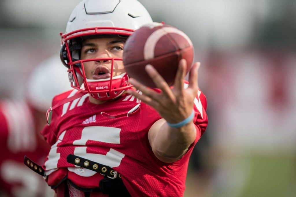 Husker notes: Freshman WR Andre Hunt matures while playing with first-team offense