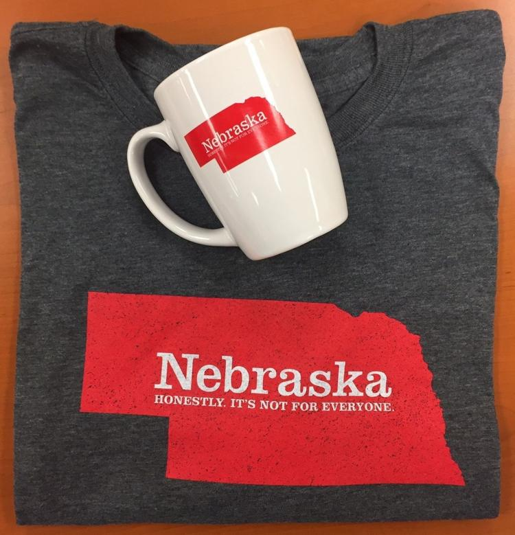 Shirts, mugs featuring Nebraska's 'Honestly, it's not for everyone' motto may soon be for sale