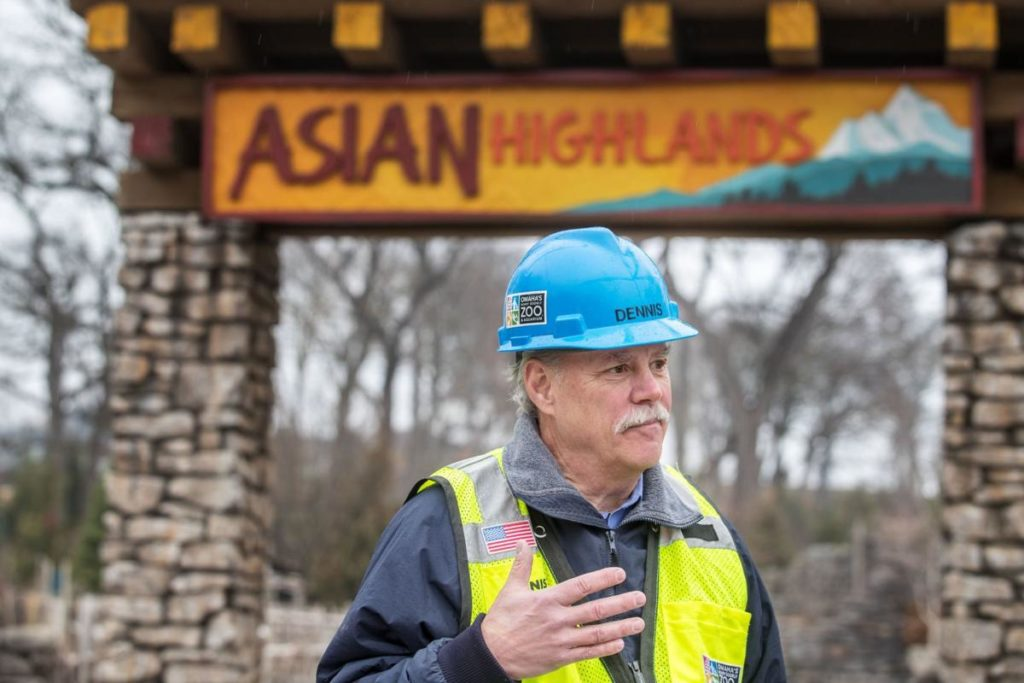 Henry Doorly Zoo's Asian Highlands exhibit offers stunning architecture, marquee animals
