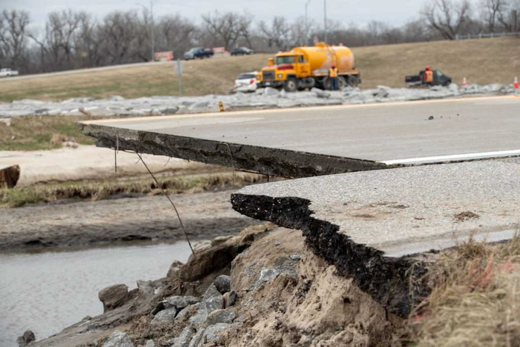 Flood updates: More counties to get public facilities assistance; state offers disaster unemployment