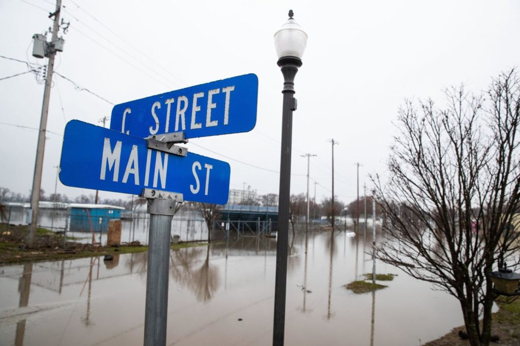 People affected by flooding should be on the alert for disaster-related scams