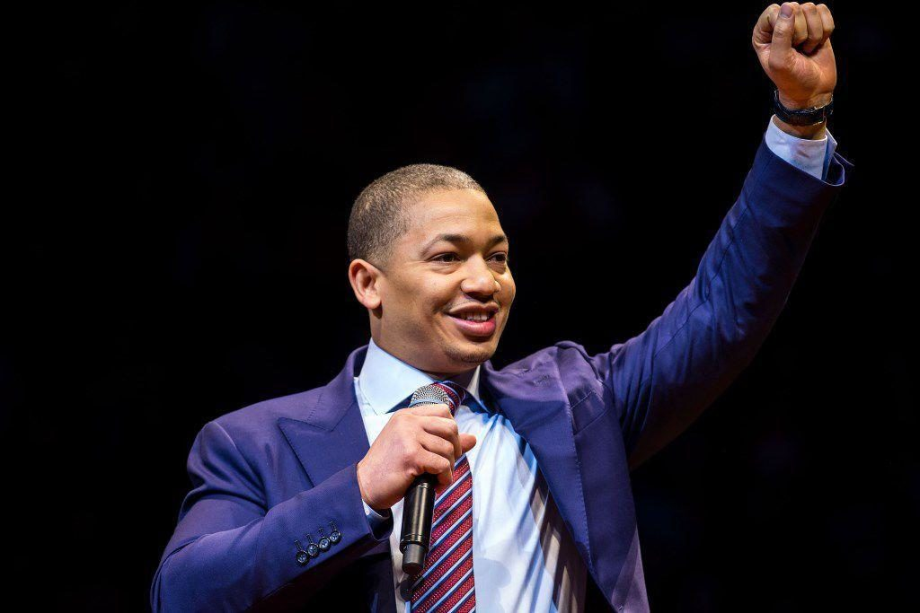 Former Husker Tyronn Lue the 'frontrunner' to become L.A. Lakers coach, per ESPN