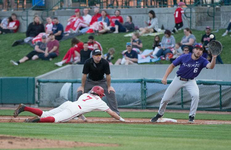 Nebraska baseball opens busy week with shutout loss to Kansas State